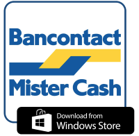 Bancontact App voor Windows